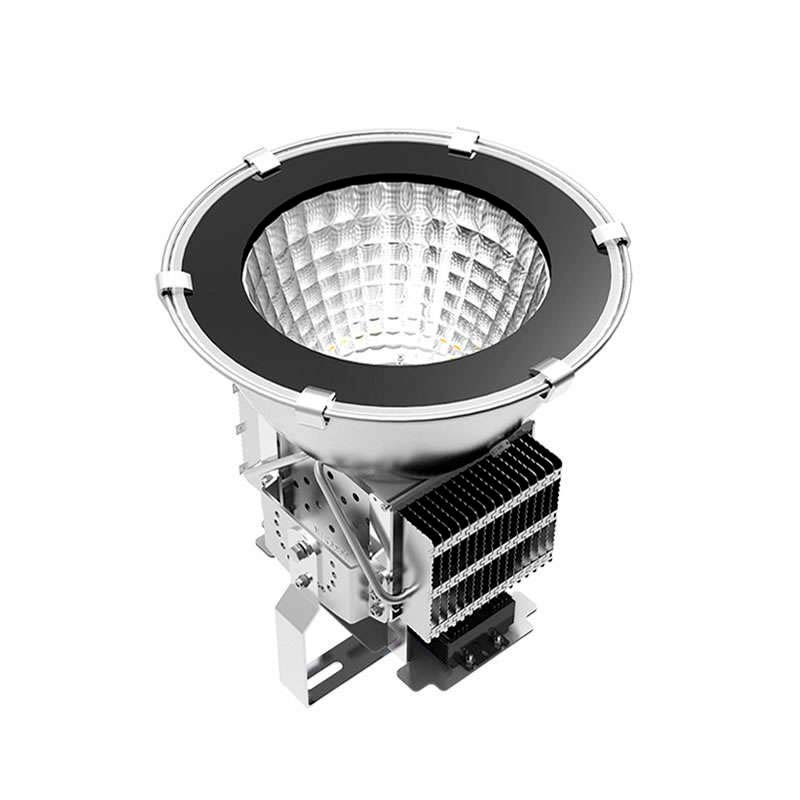 Proyector Led High Power 100W, Blanco frío